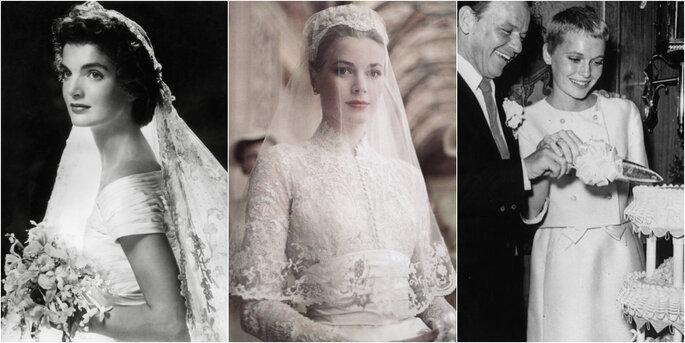 Vestidos de novia mas iconicos