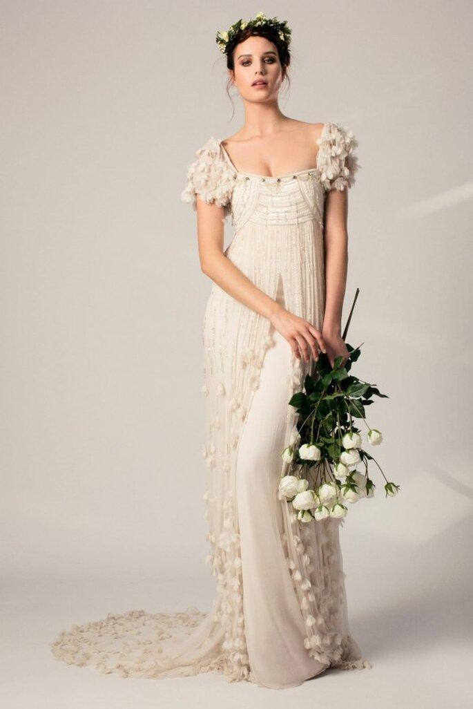 12 vestidos de novia que estarán de moda en 2015 - Temperley London
