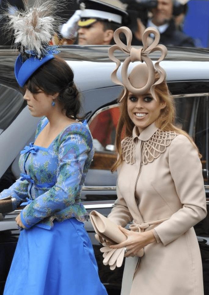 Eugenia y Beatriz, las hijas de Sarah Ferguson