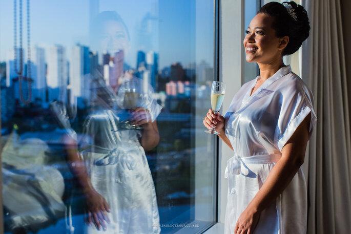 Dia da noiva: Hotel Grand Hyatt São Paulo - Fotografia: Paulo Cézar Jr. Fotografia