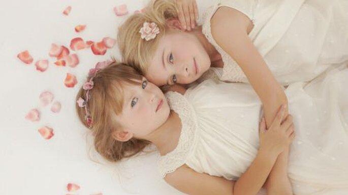 Cyrillus : un classique pour habiller les petites têtes blondes de notre mariage
