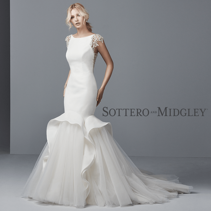 Raquelle. Sottero and Midgley: Arleigh Collection