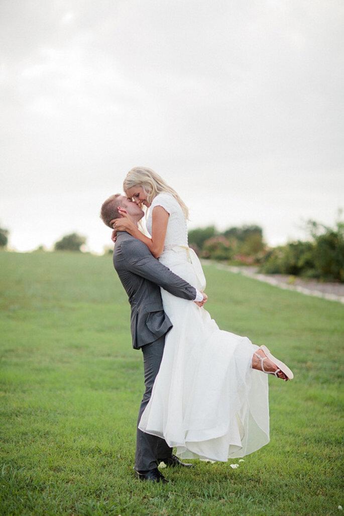 Tu boda es tuya y de tu pareja. Foto: Jennefer Wilson