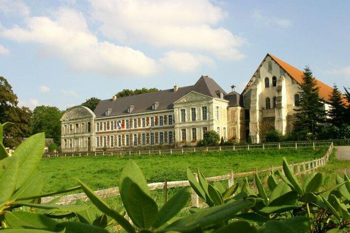 L' Abbaye de Vaucelles