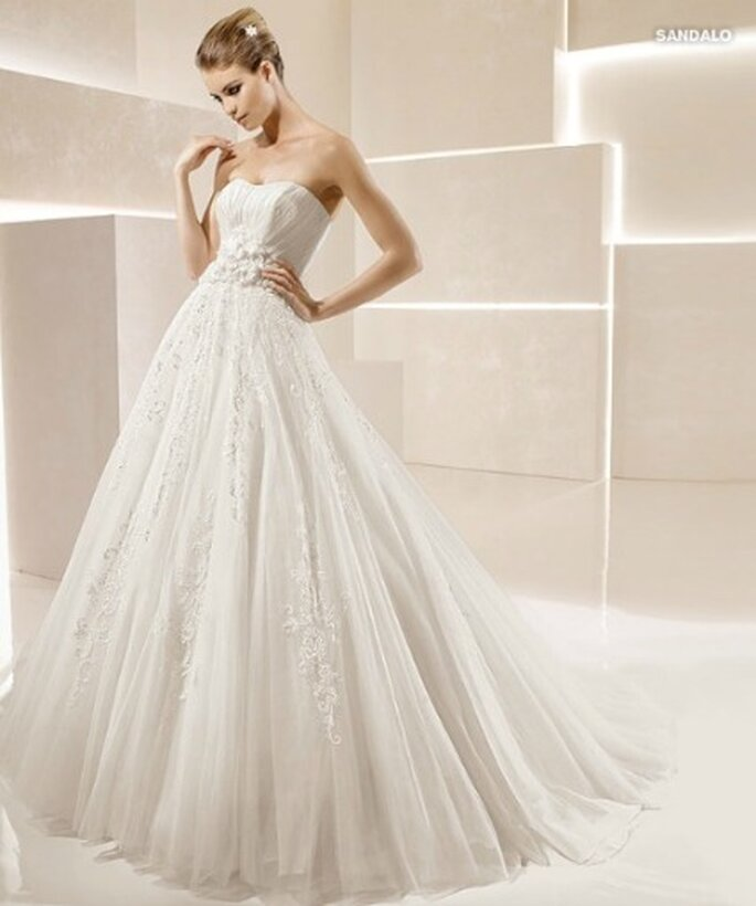 Sandalo Collection Glamour - La Sposa 2012