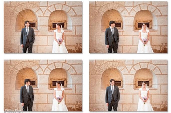 Ne contrariez pas les mariés le plus beau jour de leur vie. Photo: Pedro Klak
