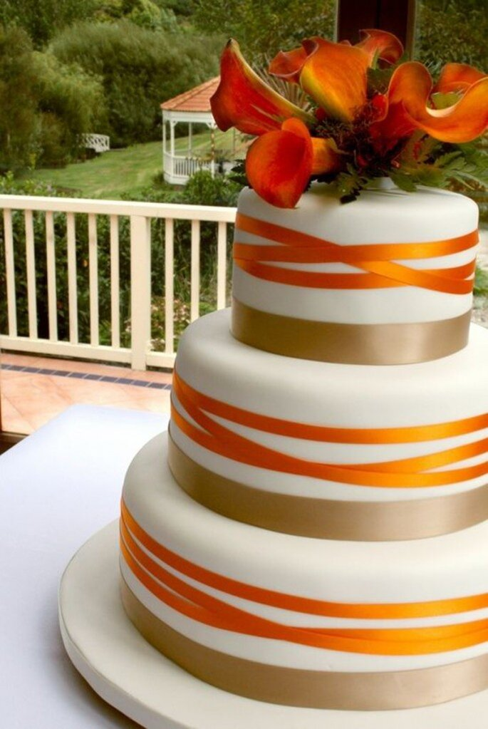 Weddingcake - Foto via Pinterest