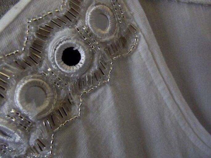 Blusas holgadas con lindos detalles - Foto Melissa Lara