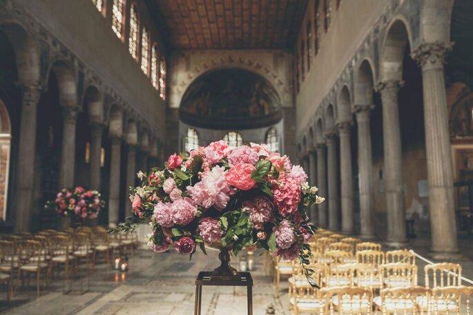 addobbi chiesa matrimonio