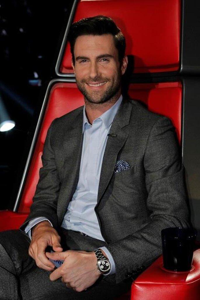 Adam Levine participa en el reality show The Voice - Foto The Voice Facebook