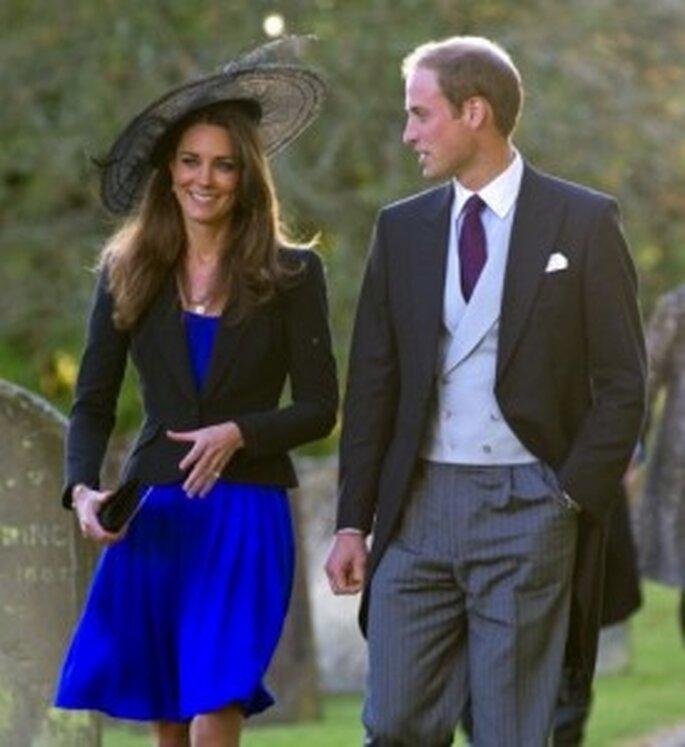 Quem irá desenhar o vestido de noiva da Kate Middleton?