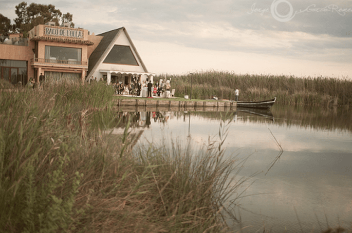 Señalización de boda para tus invitados. Fotografìa Joseph Alfaro