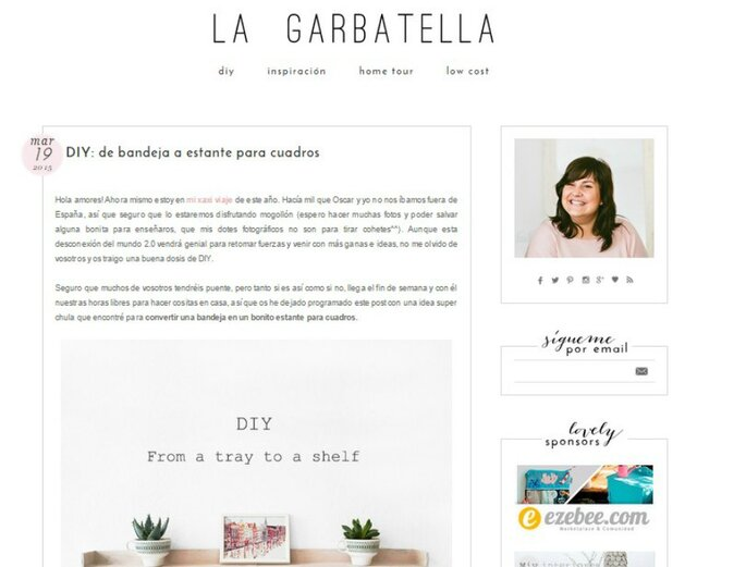 Blog La garbatella