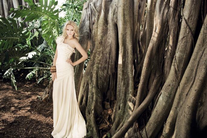 Vestidos de Noiva Ecológicos - Pure, Justin Alexander