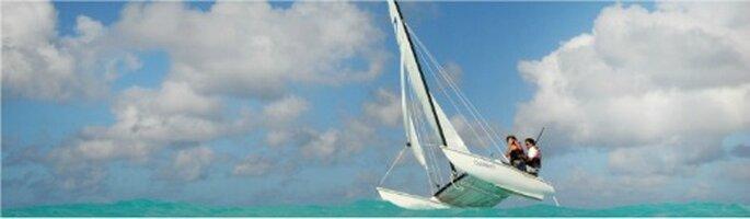 Club Med per una luna di miele da sogno. Foto: Club Med