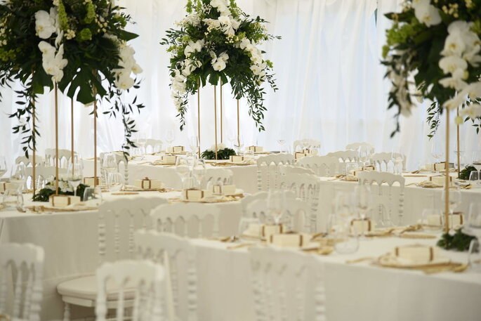 Tenuta Verdoliva - wedding decor