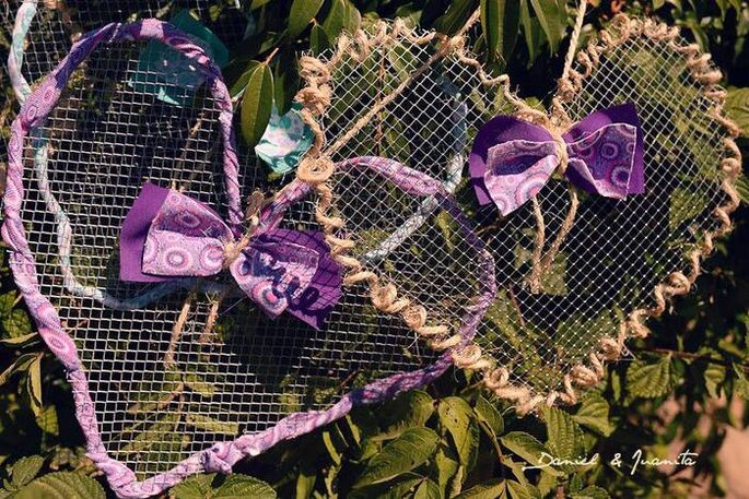 Decoración camestre - DIY. Foto: Juya Photographer
