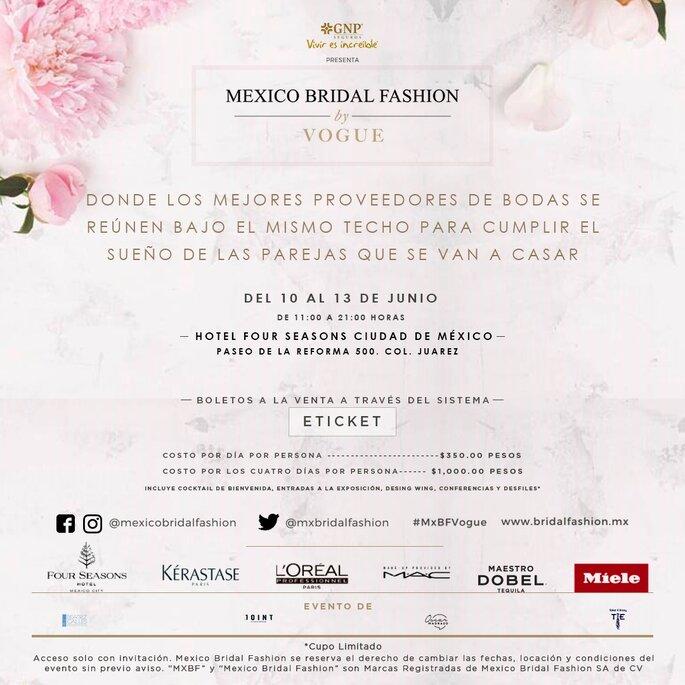 México Bridal Fashion by Vogue