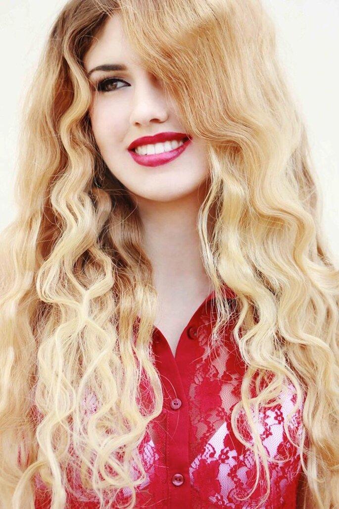 Irene Baldini make-up artist