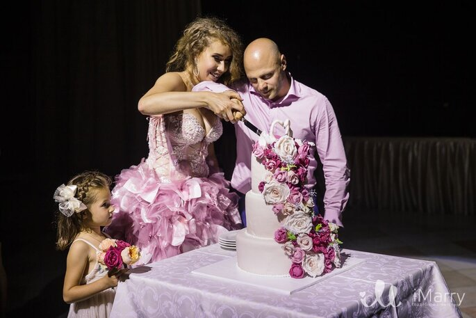Организаторы свадьбы: Свадебное агенство iMarry