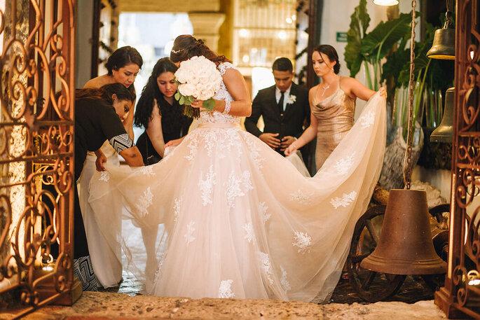Monica Schotborgh Wedding Planner