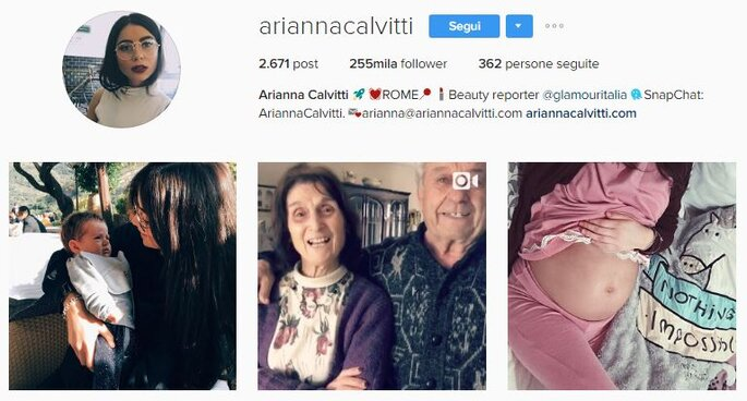 Instagram.com/ariannacalvitti