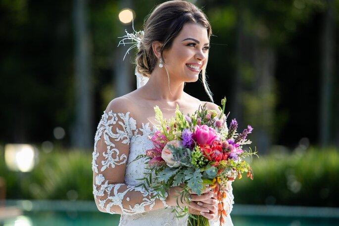 Ensaio noiva pré-cerimônia