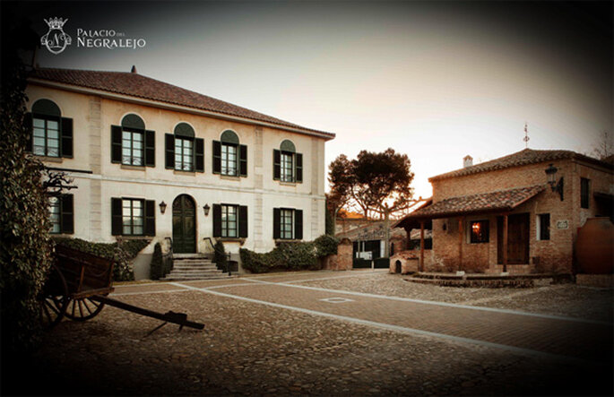 El Palacio de Negralejo