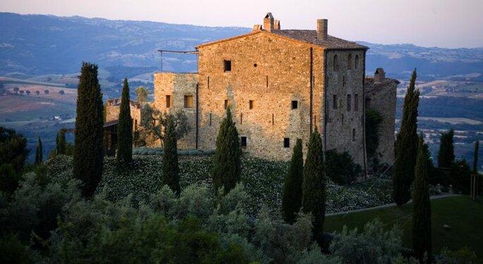 Castello di Vicarello. Foto: divulgação