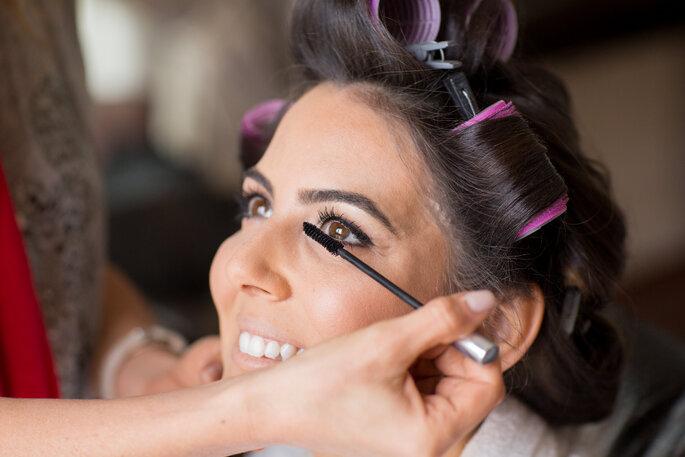 Maquiagem e Cabelo noiva