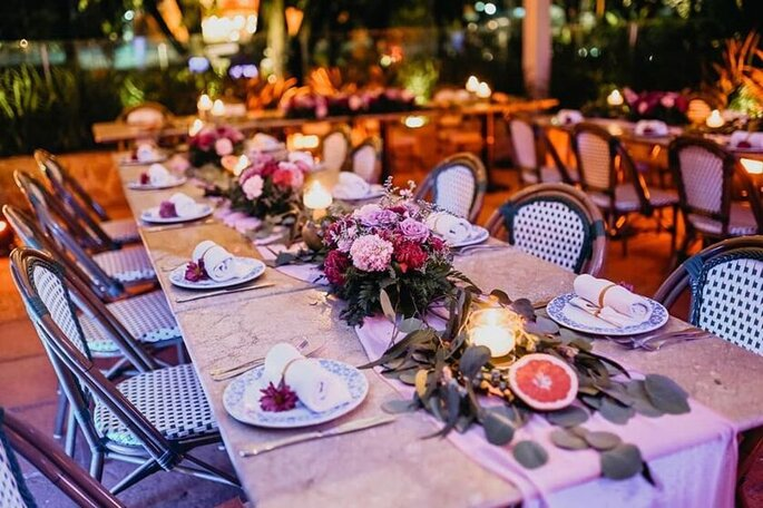 Alma Event & Wedding Planner decoración de bodas Bogotá