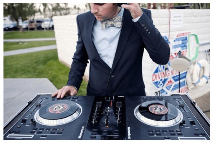 Cómo elegir la mejor opción musical para tu boda - Foto Blue Window Creative