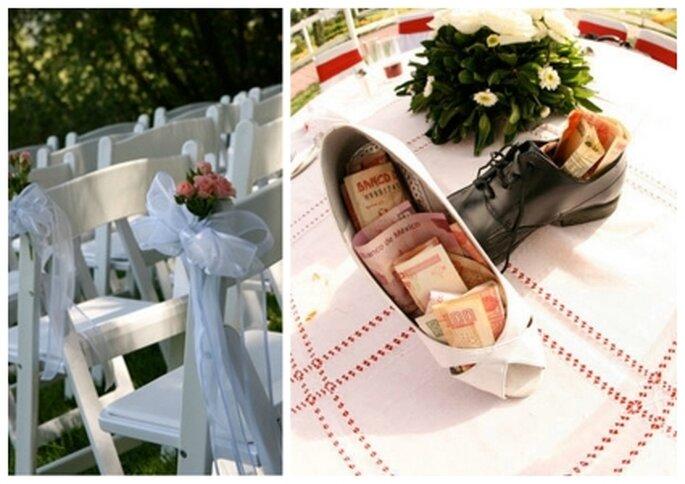 Organizar mi boda paso a paso: Decoración de mi fiesta