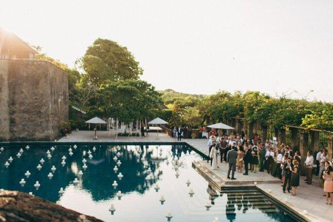 Las bodas pequeñas como tendencia - Foto Thomas Stewart