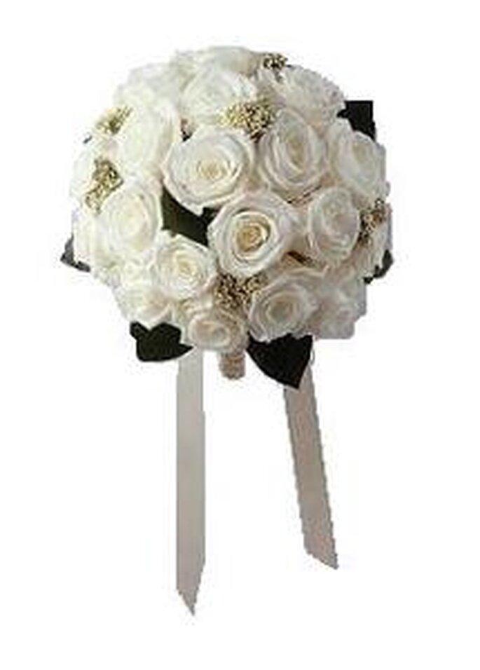 Bouquet di rose stabilizzate