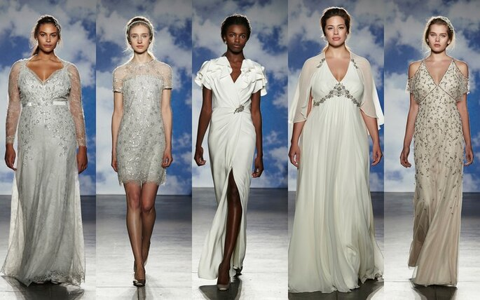 Jenny Packham Bridal Collection 2015 - New York Bridal Week