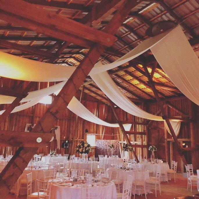 Hochzeitslocation auf dem Land