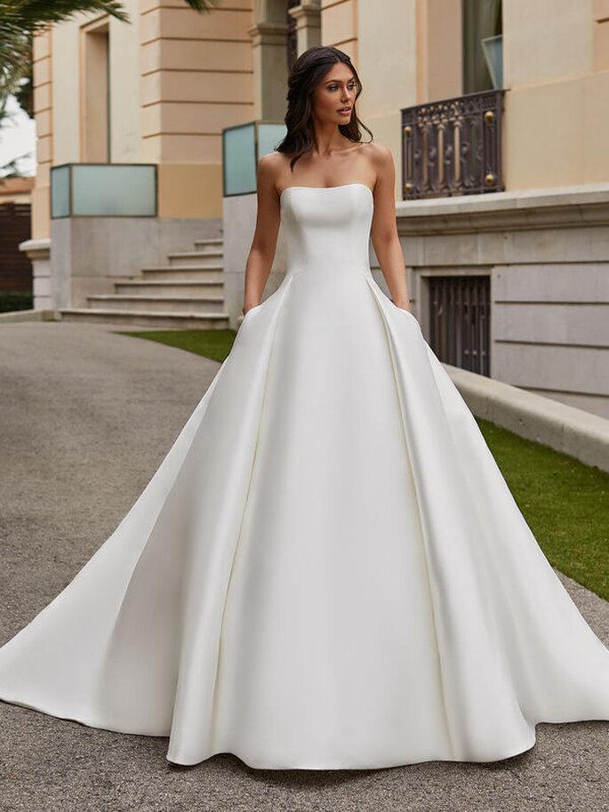 Pronovias vestido de novia Bogotá