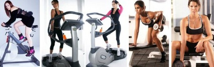 Spinning, cardio, máquinas, personal training. Foto: Spinning Center GYM