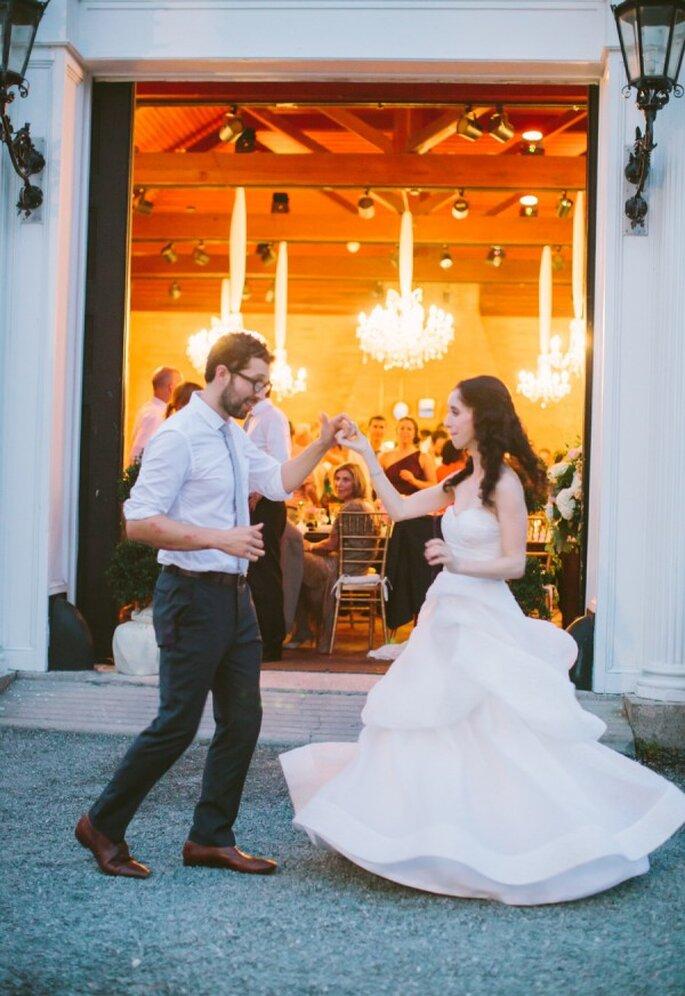 10 cosas que toda novia debe de saber antes de la boda - Foto Rebecca Arthurs