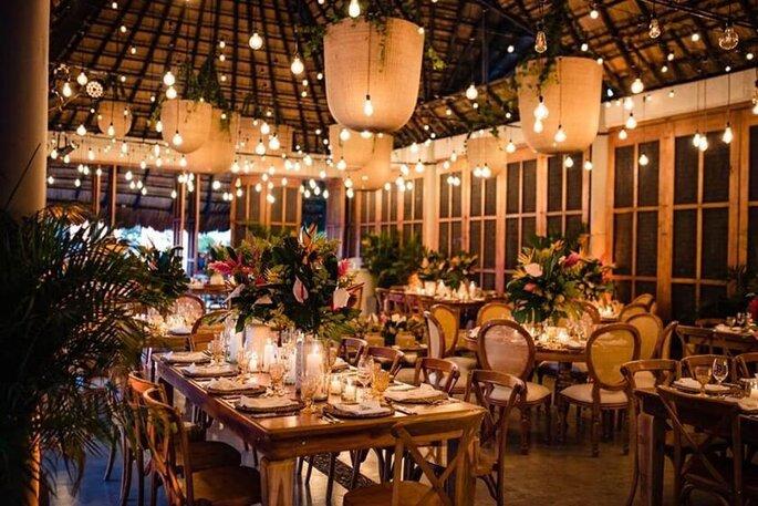 Next Weddings iluminación y sonido bodas Bogotá