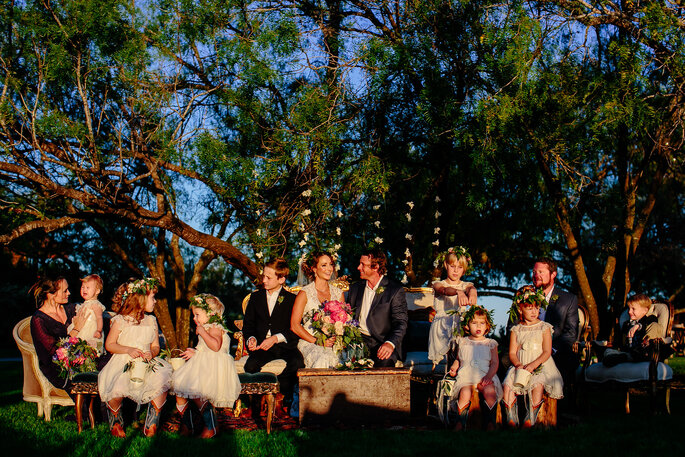 Rebekah + Joe´s Wedding, image: Caroline´s Collective