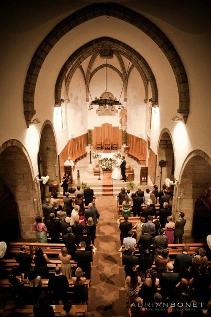 Musique pour la cérémonie religieuse : aux mariés de choisir leur style ! - Photo : Adrian Bonet