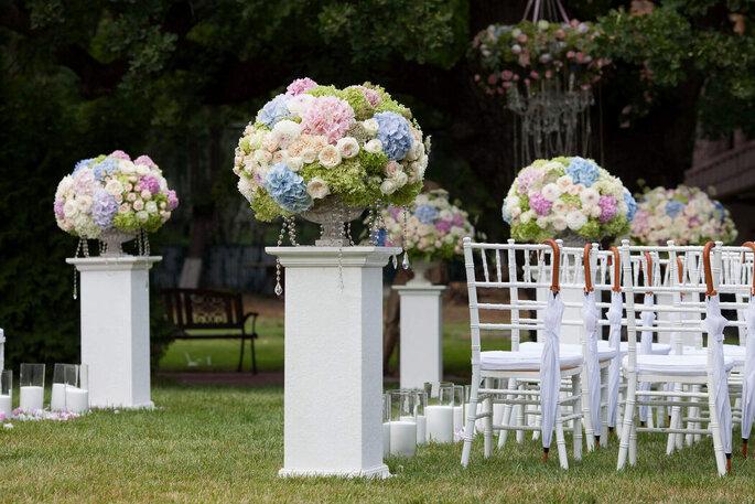 Italian Wedding Luxury Fiori