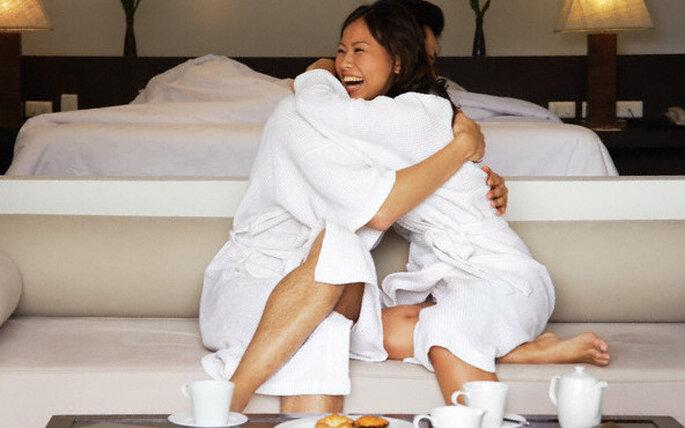 Trouvez l'hôtel idéal pour profiter pleinement de votre nuit de noce
