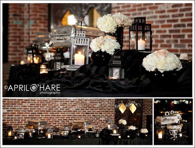 Recuerda que todo lo que uses en la decoración debe estar en completa armonía - Foto april O`hare
