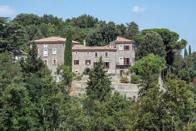 Villa Buon Viaggio, Orvieto