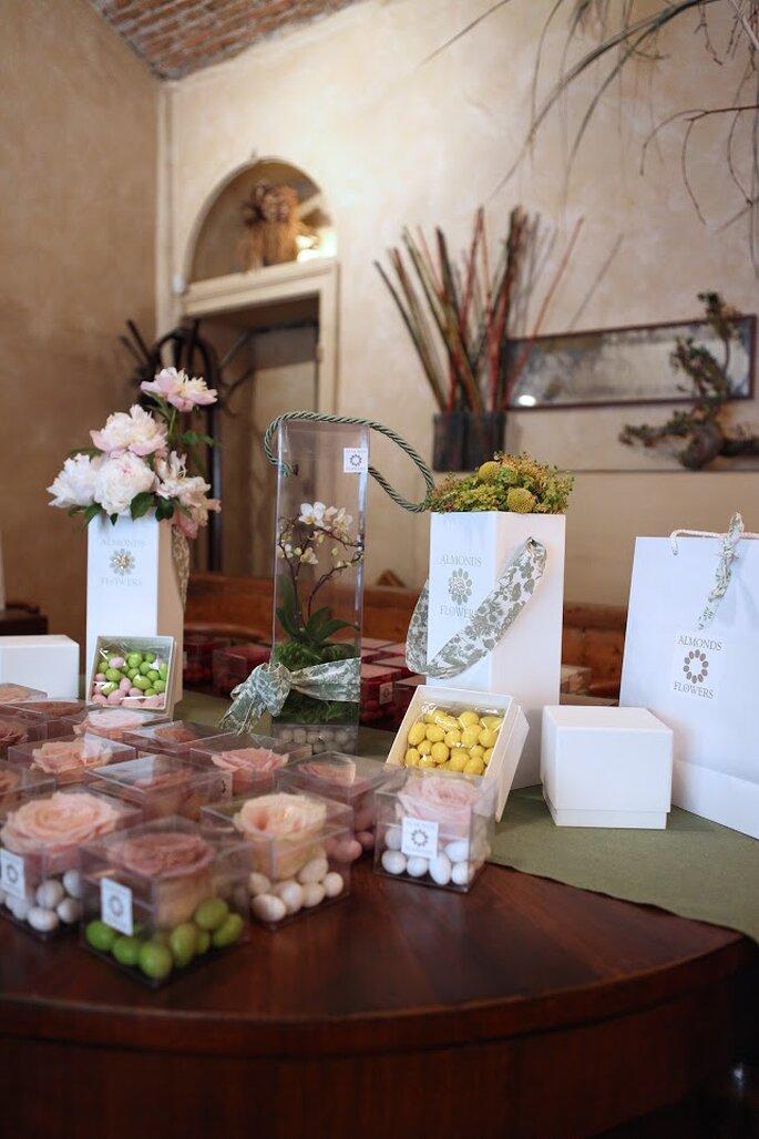 Almonds & Flowers,