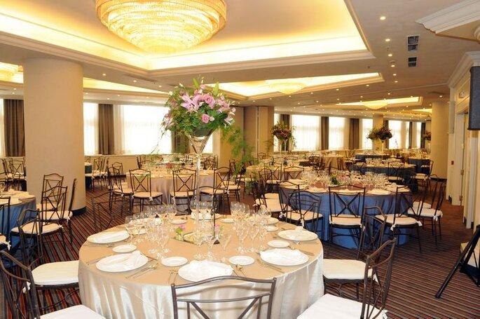 Los 12 lugares m s bonitos para celebrar tu boda en oto o - Sitios para bodas en madrid ...