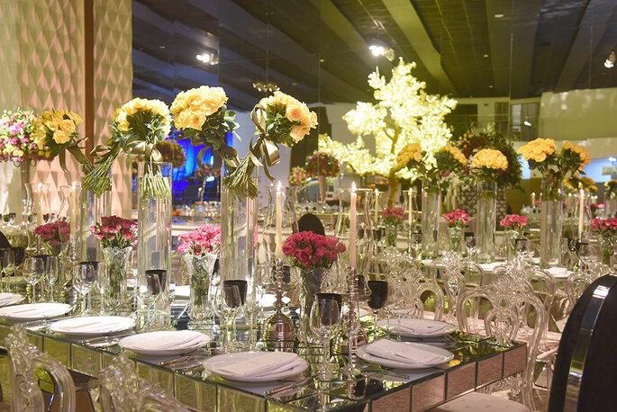 decoração casamento Brasilia